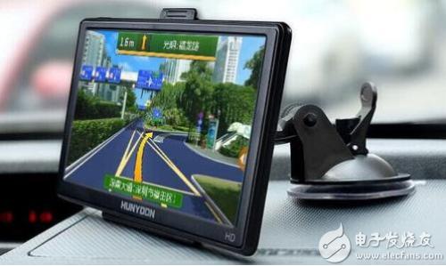 数字压力传感器在GPS导航器中的应用