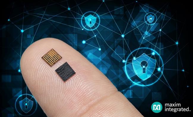Maxim发布最新安全微控制器,支持高级加密、密钥存储和篡改检测,且封装尺寸减小50%