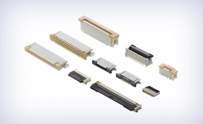 Molex 宣布推出 Easy-On FFC/FPC 连接器