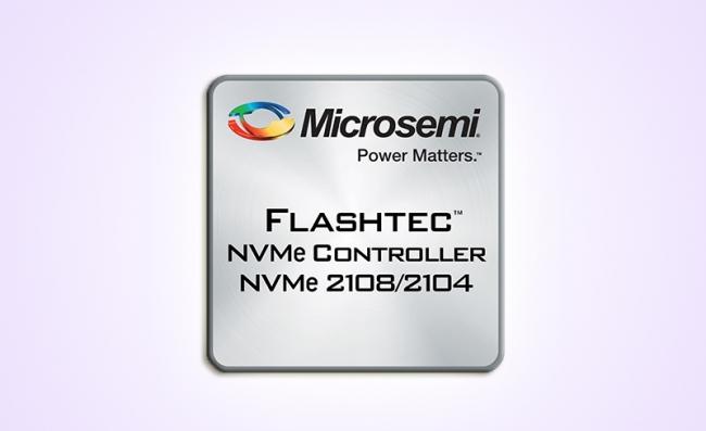 美高森美宣布提供业界最高性能企业级Gen 4 PCIe控制器样品