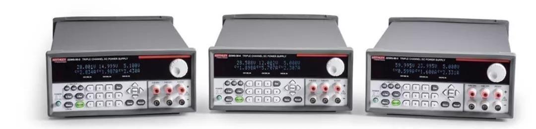 新品发布—吉时利 2230G 高功率3通道可编程电源