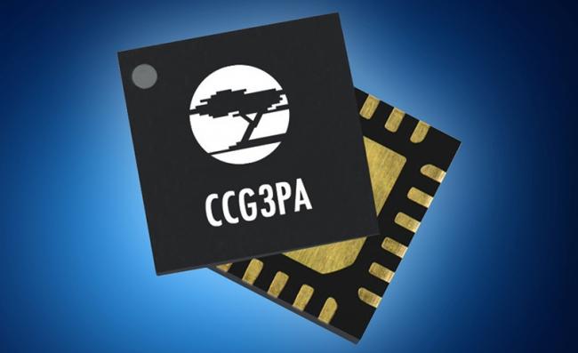 贸泽备货通过Quick Charge 4认证的Cypress CCG3PA控制器,支持智能手机快速充电