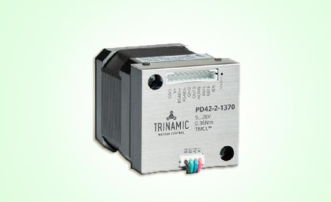 Trinamic推出全新的完整机电一体化闭环解决方案
