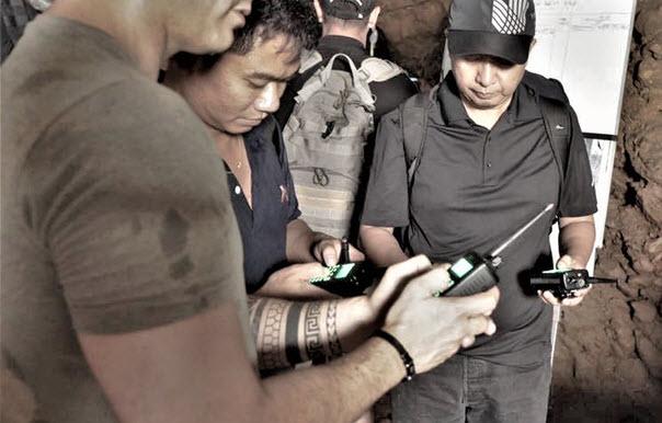 泰国少年足球队救援RadioVerse显神威,创新技术灾难救援通信设备受关注