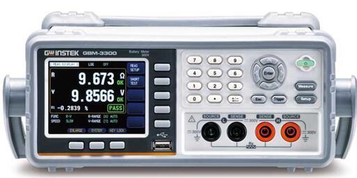 新产品上市——GBM-3000 全新系列台式电池测试仪
