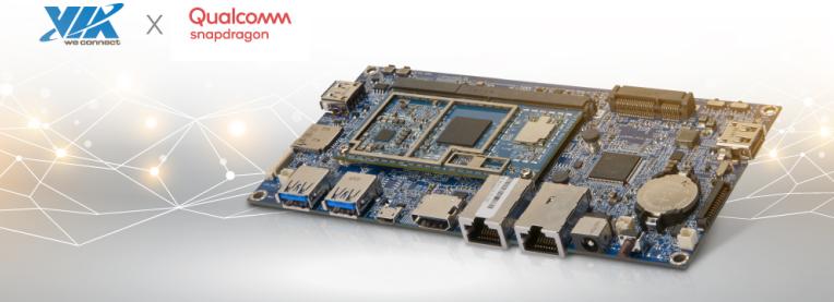 威盛SOM-9X20高通芯片嵌入式模块,将用科技赋能新零售产业