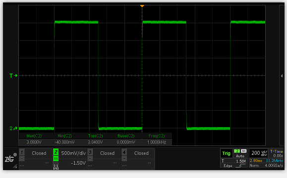 示波器参数测量是如何保证精度的?