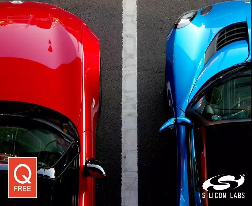 Silicon Labs助Q-Free打造IoT智能停车传感器