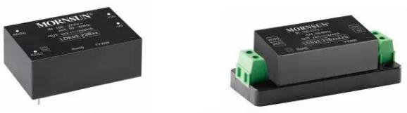 金升阳推出85-305VAC宽电压输入AC/DC电源模块LDE02-23Bxx系列