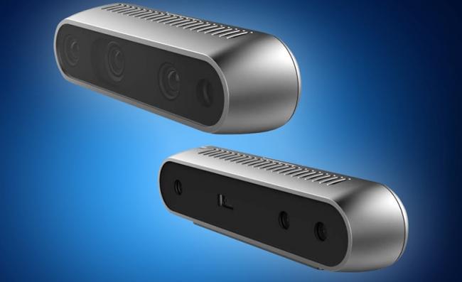 贸泽开售英特尔实感 D400 系列深度感测摄像头,让您以 3D 方式观察世界