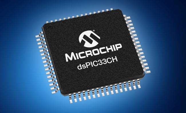 Microchip dsPIC33CH双核数字信号控制器在贸泽开售,高性能电机控制应用的理想之选