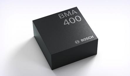 适用于物联网和可穿戴设备的博世BMA400超低功率加速度计通过全球经销商推向市场