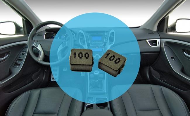 TT Electronics 的 SMD 功率电感器非常适合要求苛刻的汽车应用
