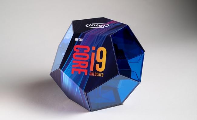 全新第九代智能英特尔®酷睿™ i9-9900K 处理器发布 树立游戏处理器更高标杆