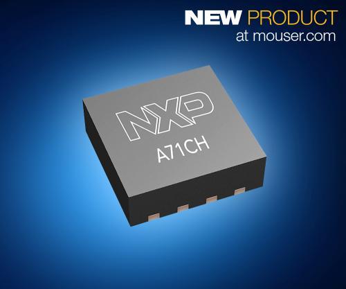 NXP A71CH 安全元件在贸泽开售 以即插可信方式保障物联网边缘节点安全