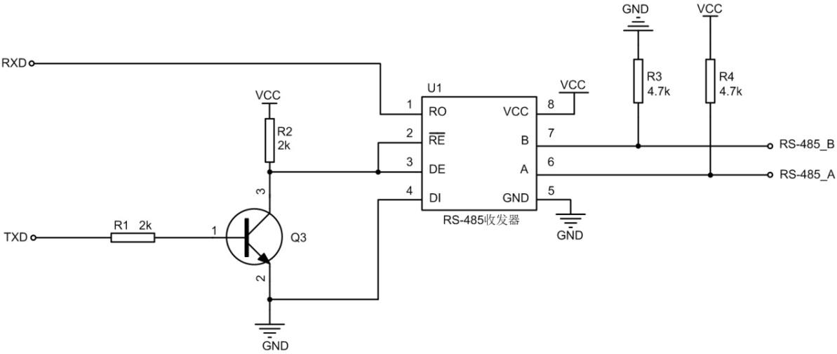 如何解决 RS-485 自动收发电路应用异常?