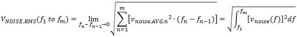 什么是积分噪声?第二部分