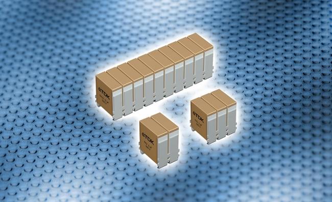 陶瓷电容器: 采用模块化柔性装配技术的 CeraLink™ 电容器