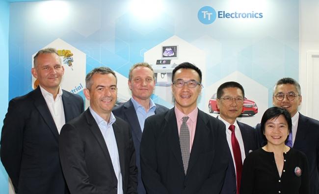 为满足全球客户对精密电阻器不断增长的需求,TT Electronics 和 UniRoyal 宣布组建一家合资企业