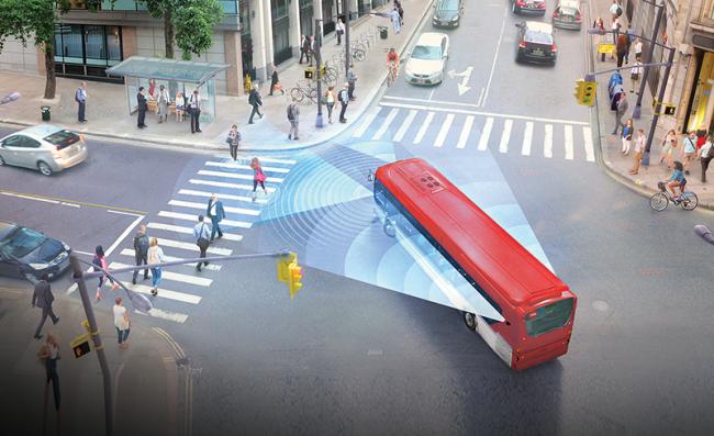 Mobileye 助力智慧城市建设,保证公共交通安全