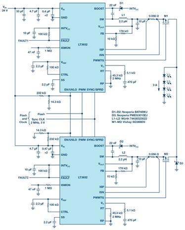 led驱动器充当电流源,调节通过发光二极管发出的电流,这是其工作原理.