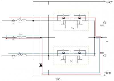 大功率充电模块三相维也纳 (Vienna) 主拓扑原理、控制及仿真
