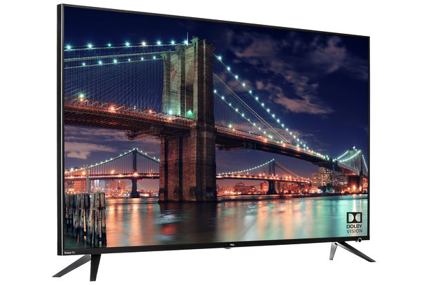 TCL 发布75英寸6系列4K Roku TV 与条形音箱新品