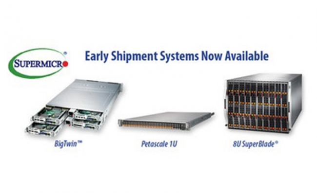 美超微推出 Early Shipment Program 服务器和存储系统