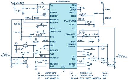 分立元件ad转换电路图