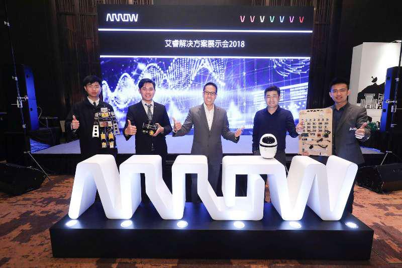 3月20日 · 深圳 · Arrow 解决方案展示会