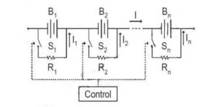 锂电池均衡电路的工作原理