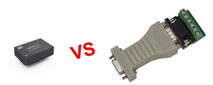 简单易用的 RS-232、RS-485 与 RS-422 转换方案