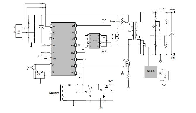 变革的 700V 高频、高低边驱动器实现超高功率密度