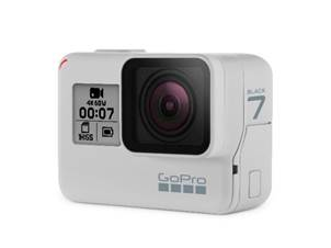 GoPro 发布限量版暮光白 HERO7 Black