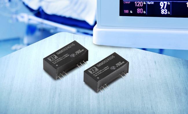 XP Power 推出一款具有 26W/in3 出色功率密度的产品——IMM05