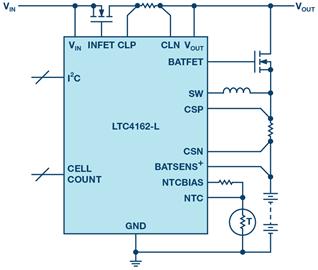 详解适用于任何化学物的简单电池充电器 IC