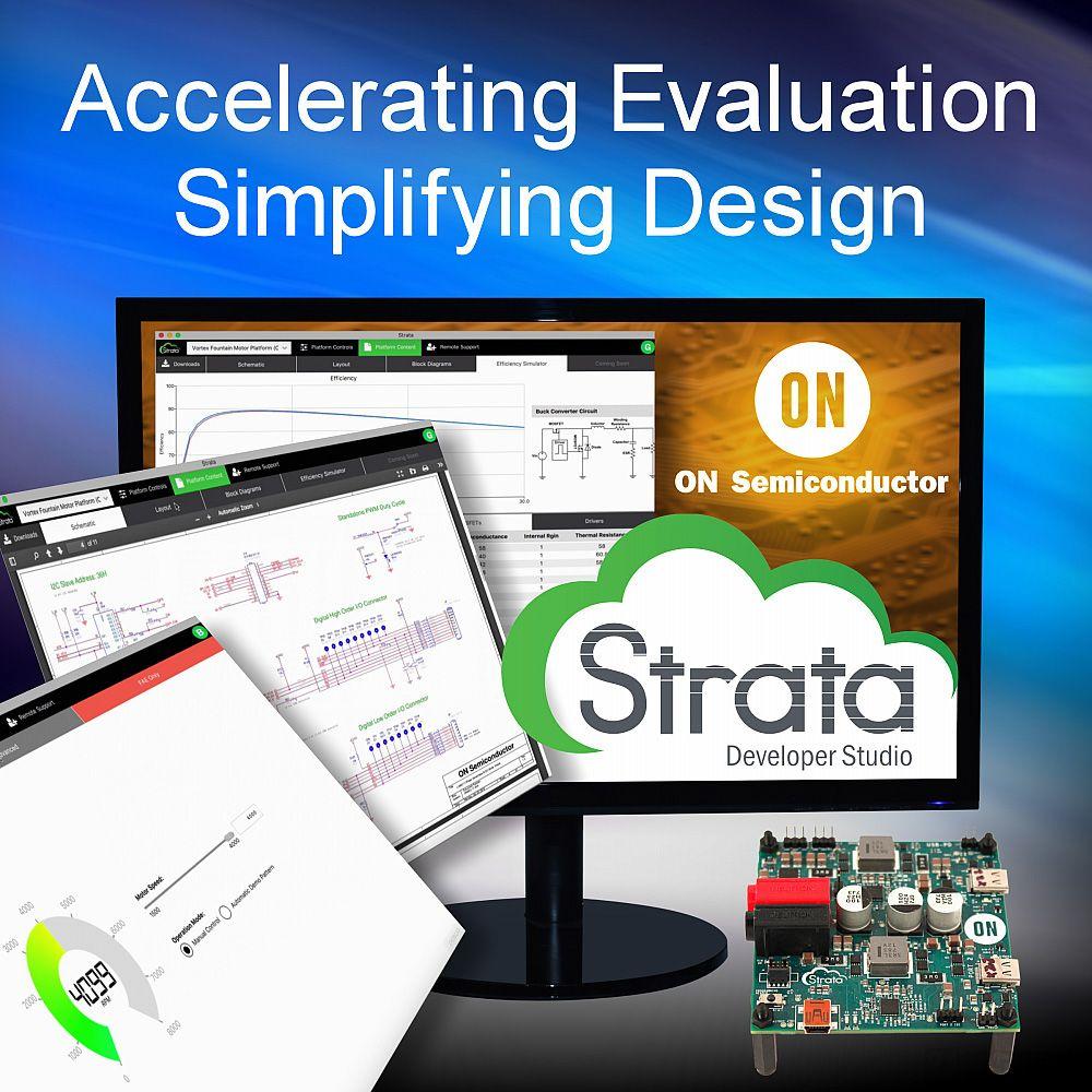 安森美半导体将在 APEC 2019 演示  用先进云联接的 Strata Developer Studio™ 快速分析电源方案