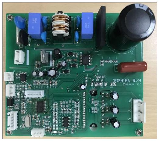 为高性能油烟机量身定制的 MCU 参考模型