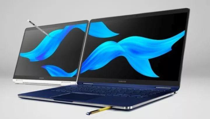 三星推出新款 Notebook 9 Pen 笔记本
