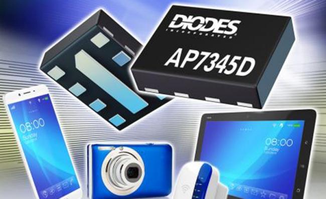 Diodes 公司锁定原电池产品应用领域,推出具备高 PSRR 及低静态电流的新款双 LDO