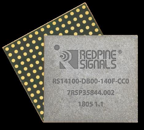 儒卓力提供 Redpine Signals 超低功耗無線 MCU
