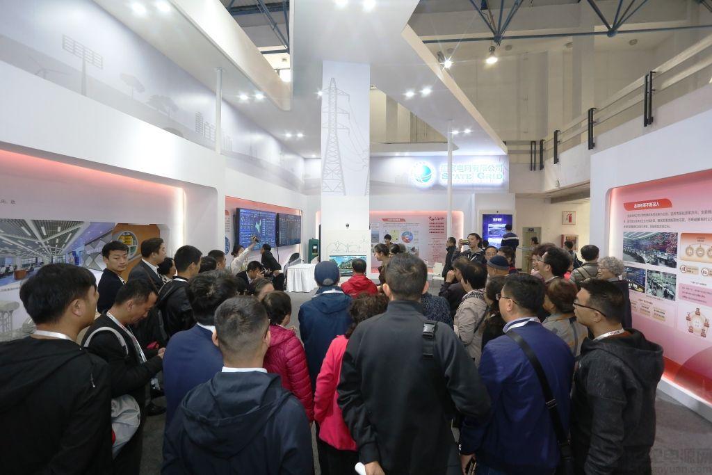 上海国际电力展11月载誉归来