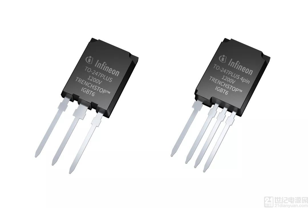 英飛凌加速推出 CoolSiC™ MOSFET 1200V 單管新產品