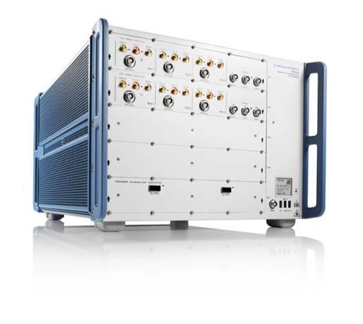 ETS-Lindgren 集成罗德与施瓦茨公司的 CMX500 用于 5G 无线设备测试