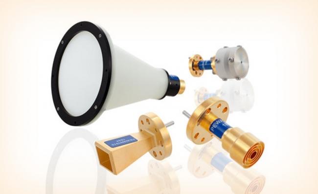 Pasternack 推出频率高达 220 GHz 的新型毫米波波导天线