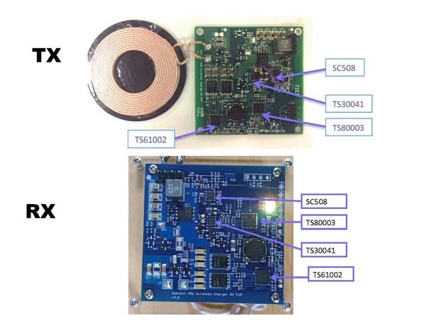 大联大诠鼎集团推出基于 Semtech 的无线充电解决方案