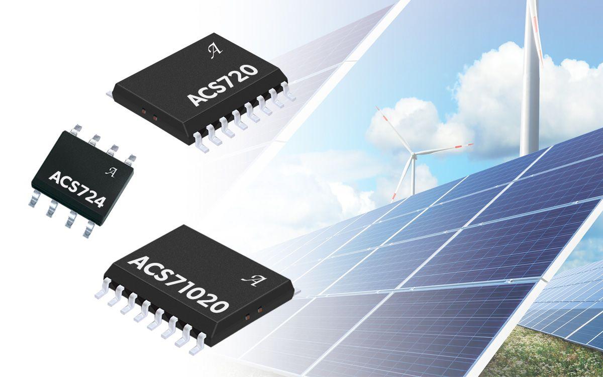 Allegro 将参加 2019 国际太阳能光伏与智慧能源(上海)展览会,展示理想适用于太阳能应用的