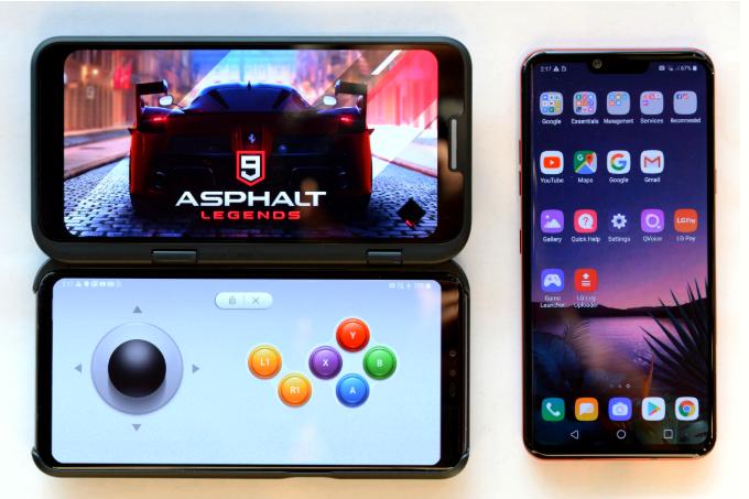 Keyssa 技术完美连接 LG 全新 V50ThinQ 5G 智能手机中的第二块屏幕