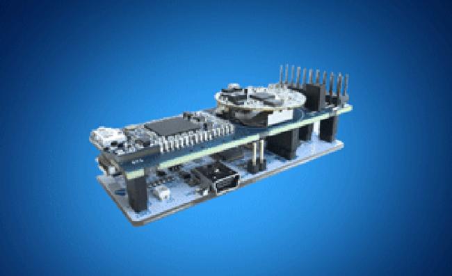 新款 STMicroelectronics BLE 传感器开发套件在贸泽开售