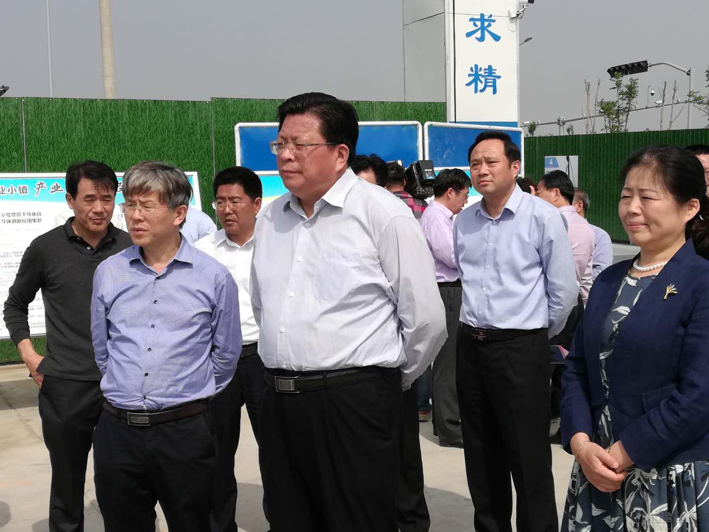 济南宽禁带半导体产业小镇起步区项目开工